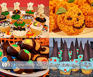 12 Homemade Kid-Friendly Halloween Treats