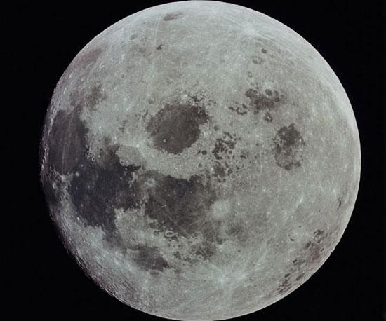 Full Moon Brings on Labor