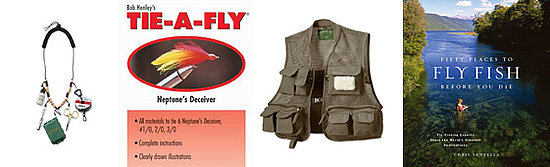 Gifts For the Fly Fisherman