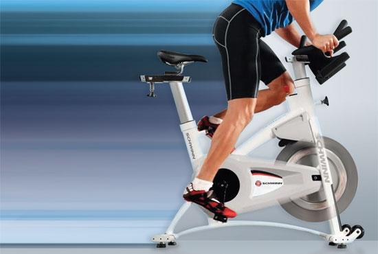 Indoor Cycling Just Got Better: Schwinn Training Bike