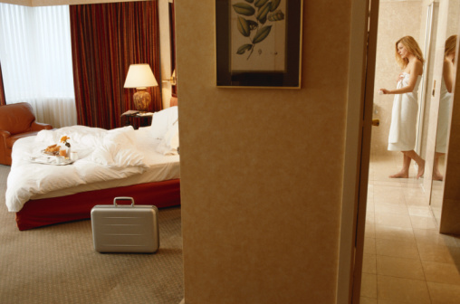 Do You Reuse Your Hotel Towels?
