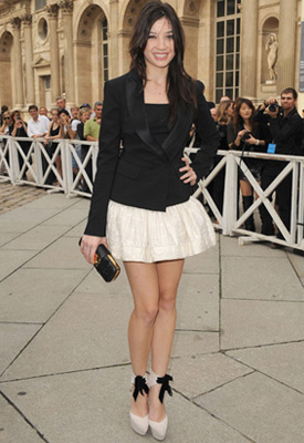 Daisy Lowe for Louis Vuitton Spring 2010
