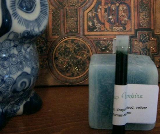Whiny Emo Vampire fragrance, $2