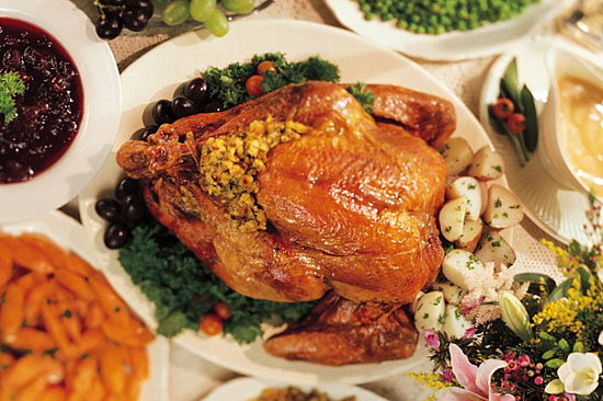 Don't Forget to Share Your Thanksgiving Meal With Us!