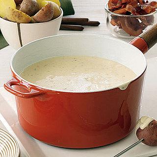 Easy Spicy Cheese Fondue Recipe