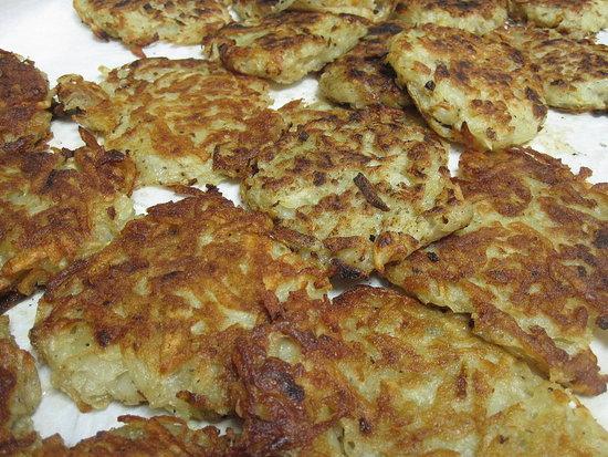 Michael Symon Potato Pancake Recipe