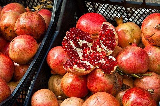 What's In Season: Pomegranates
