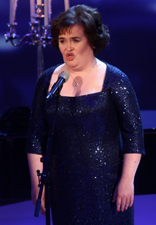 Susan Boyle's Debut Album Breaks First Week Records