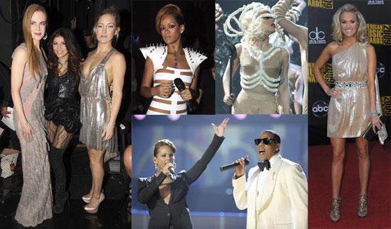American Music Awards Red Carpet Roundup!
