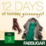 12 Days of Holiday Giveaways, Day 3: $1,000 Gift Card From Piperlime!
