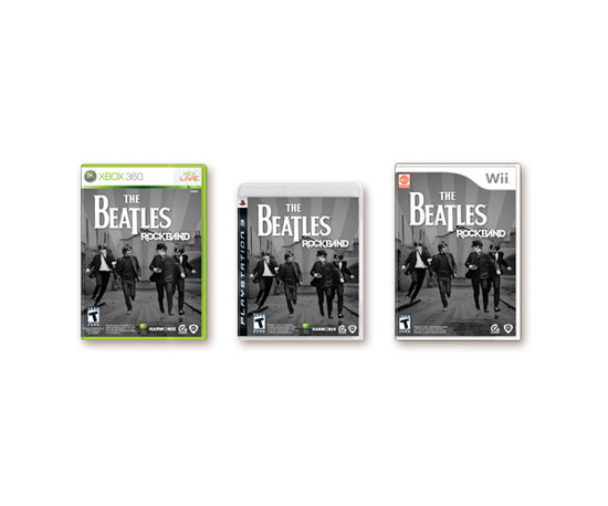 The Beatles: Rock Band ($50)