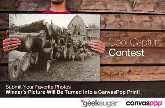 Win a CanvasPop on GeekSugar 2009-12-20 10:06:01