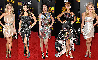 FabSugar Best Dressed at the 2009 American Music Awards