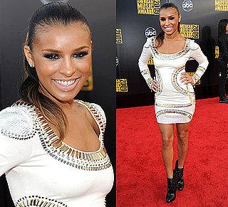 Photos of Melody Thornton at 2009 American Music Awards