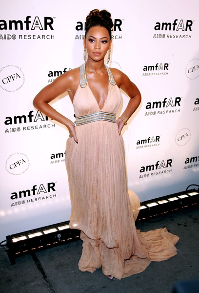 2007, AmfAR New York City Gala