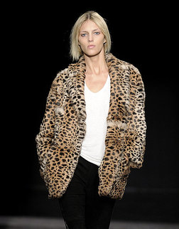 Leopard Coats and Jackets For Fall/Winter