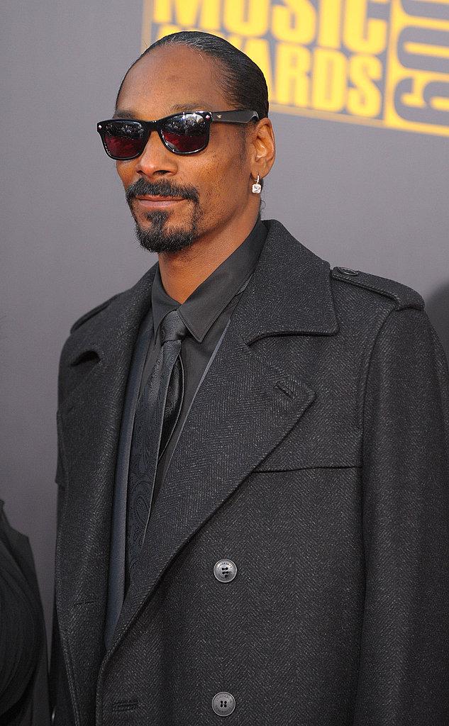 Snoop Dogg Stays Chill