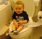 Potty Training Children at Three-Months-Old