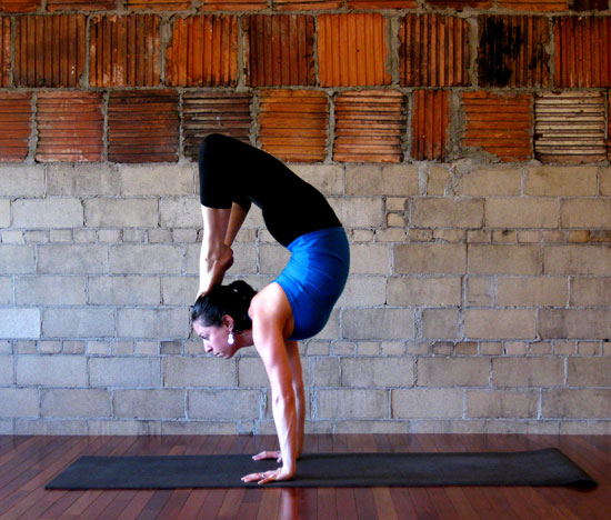Challenging Yoga Poses
