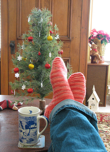 Open House: How Do You De-Stress During the Holidays?