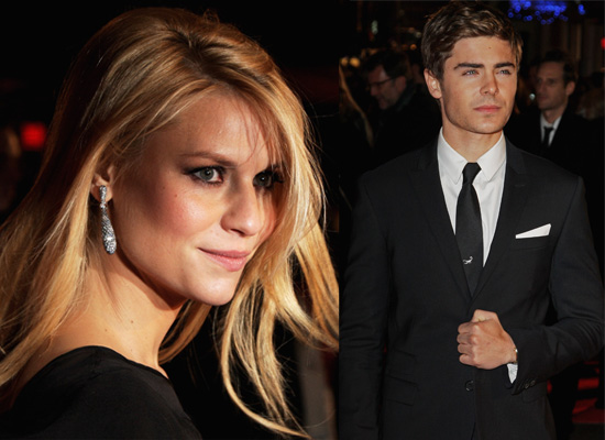 Photos from the Me and Orson Welles UK Premiere with Zac Efron and Claire Danes