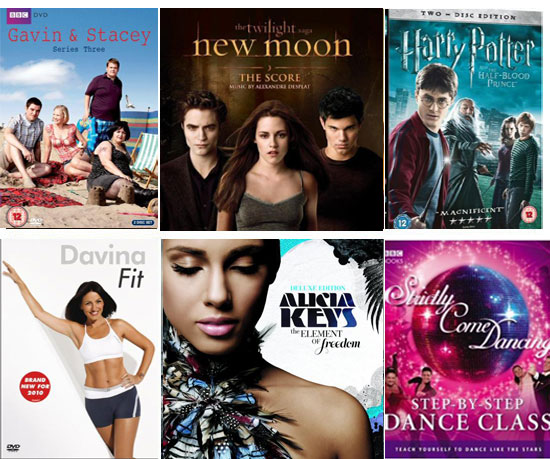 PopSugarUK's Must Haves of Films, DVDs, Books and CDs Released in December 2009