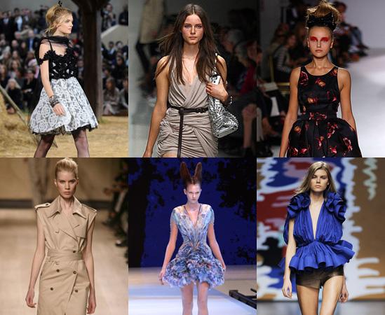 2009 British Fashion Awards nominees announced