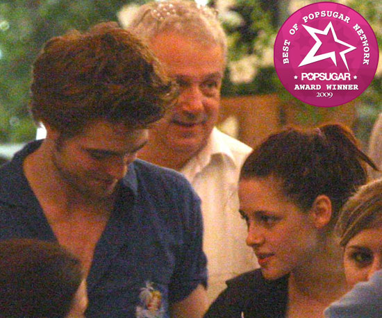 Sexy Couple: Robert Pattinson and Kristen Stewart