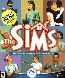 The Sims Wins Favorite Video Game of the Decade on GeekSugar