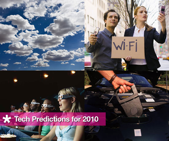 Tech Predictions for 2010