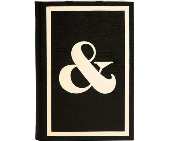 Jonathan Adler Punctuation Cover ($30)
