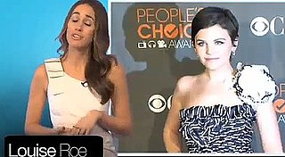 FabTV: Ginnifer Goodwin Leads the People's Choice Awards Fashion Daredevils