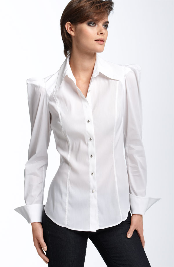 Back to Basics: 15 Perfect White Shirts
