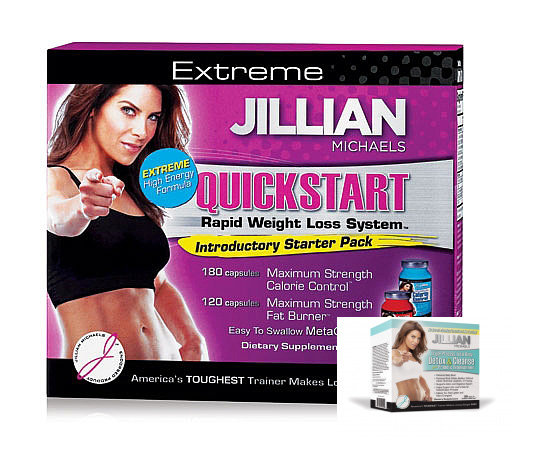 "Lawsuit Calls Jillian Michaels's QuickStart Supplements ""Worthless"""