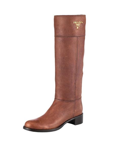 Fall Shoe Trend: Flat Boots