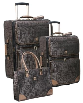 Travel Alert! Super Fly Suitcases