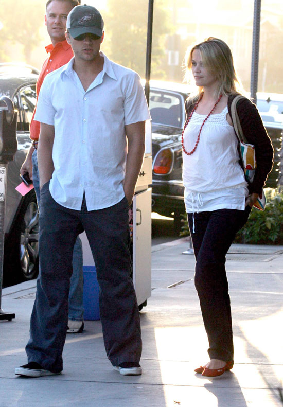 Reese and Ryan Out and About