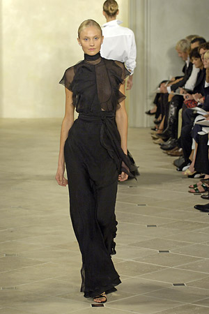 NY Fashion Week: Ralph Lauren