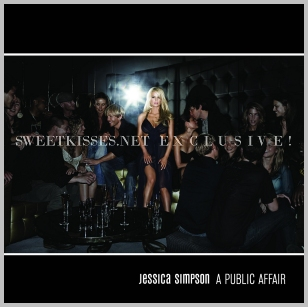 Jessica's New Single  - A Public Affair