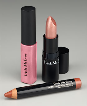 The Quest for the Perfect Pink: Trish McEvoy's Pink Lip Set