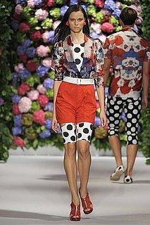London Fashion Week: House Of Holland Spring 2009