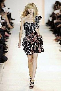 Paris Fashion Week: Christian Lacroix Spring 2009