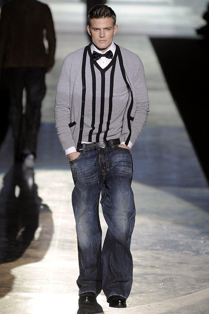 Milan: DSquared2 Men's Fall 2009