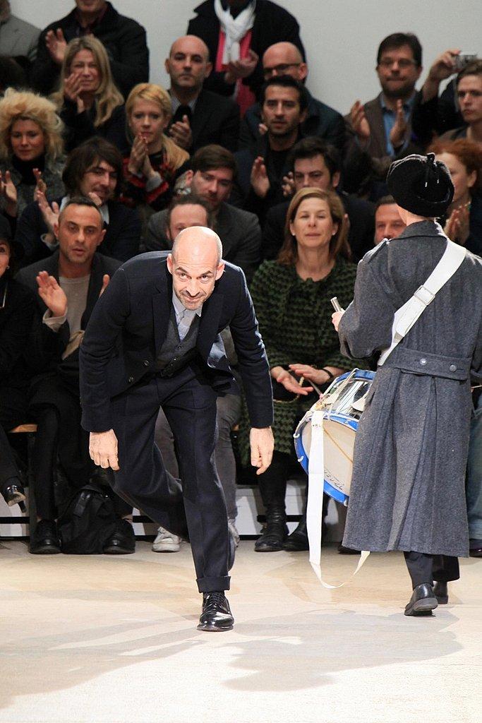 Paris: Kenzo Men's Fall 2009