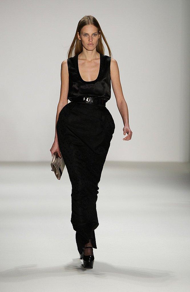Berlin Fashion Week: Sisi Wasabi Fall 2009