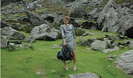 Handbag Designer Andrea Brueckner