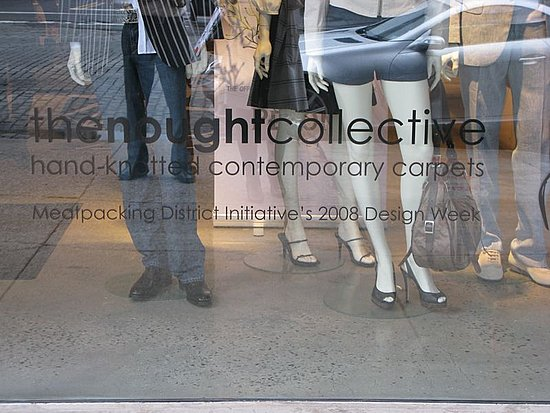 Massimo Bizzochi and The Nought Collective Carpets