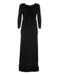 Bodyamr Long Ruched Gown