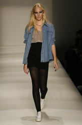 Trend Report on Denim Shirts For Spring 2008