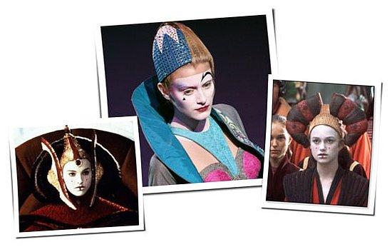 Manish Arora's Harlequin Princess is More Queen Naboo To Us